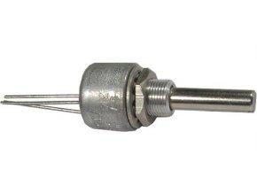 1M8 / N TP195 32E, potenciometer otočný Cermetový