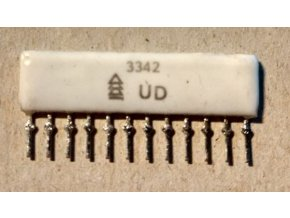 Odporová sieť 3342 z rádiomagnetofónu GERACORD GC6020