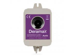 Odpudzovač kún do automobilu - ultrazvukový batériový Deramax-AUTO