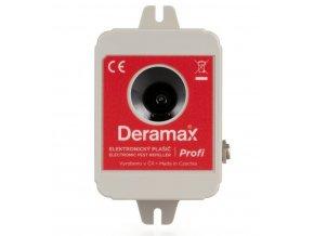 Odpudzovač kún a hlodavcov - ultrazvukový Deramax-PROFI
