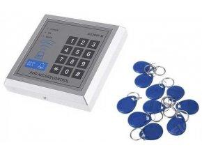 Prístupový systém AD-2000M RFID 125kHz + 10x kontaktný čip