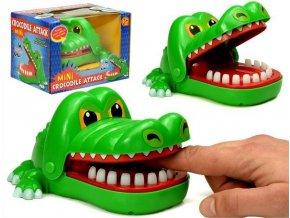 Hra krokodíl u zubára
