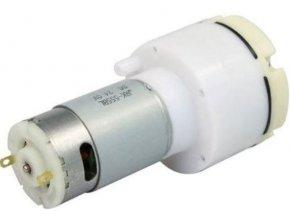 Vzduchová výveva 555, 12VDC, 15l / min / Vákuová pumpa /