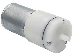 Vzduchová výveva 370, 6VDC, 3l / min / Vákuová pumpa /