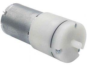 Vzduchová vývěva 370, 12VDC, 3l/min /Vakuová pumpa/