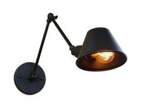 Nástenná lampa, 230V, E27