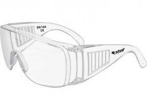 Okuliare ochranné polykarbonát univerzálnu veľkosť, EXTOL CRAFT