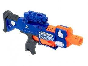 Detská puška Blaze Storm Nerf + 20 šípok