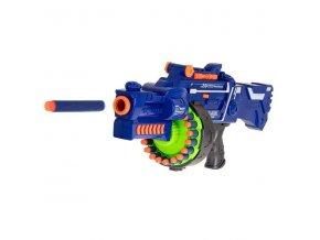 Detský samopal pištole Blaze Storm NERF + 40 šípok