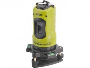 Laser liniový, křížový samonivelační, EXTOL CRAFT, 34900