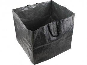 Koš na listí a zahradní odpad, 60x60x55cm, 200L, PE, EXTOL CRAFT