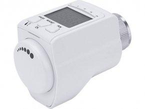 Hlavica termostatická pre radiátor, programovateľná,