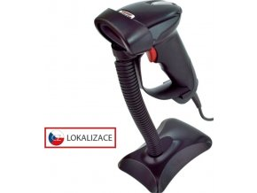 Laserová čítačka Virtuos HT-900A, USB (klávesnica / RS-232 emulácia)
