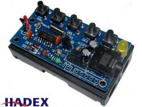 FM přijímač 88-108MHz stereo, elektronická stavebnica