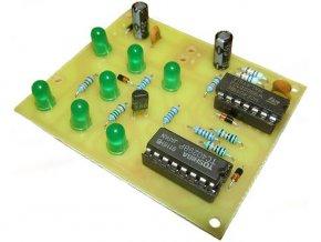 Hracia kocka elektronická zelená STAVEBNICA