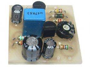 Předzesilovač pro dynamický mikrofon MONO elektronická stavebnica