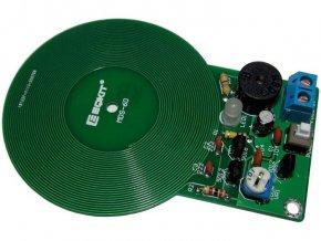 Detektor kovů MDS-60, elektronická stavebnica