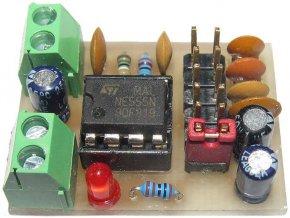 Jednoduchý generátor 1Hz-100kHz - STAVEBNICA