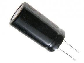 68u / 50V 105 ° 6,3x15mm low ESR elektrolyt. kondenzátor radiálne