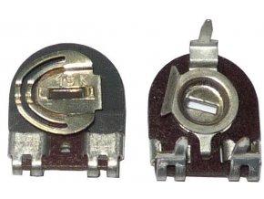 100k - TGL11886, trimer lakosazový ležatý RM10x5mm / ~ TP009 /
