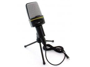 Mikrofón dynamický AK s vypínačom