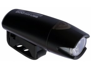 osvětlení přední SMART 183-USB Polaris černé