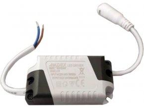 Zdroj-LED driver 4-7W, 230V / 12-23V / 300mA pre podhľadové svetlo M116