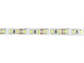 LED pásik 8mm, biely teplý, 120xLED2835 / m, IP20, modul 2,5cm