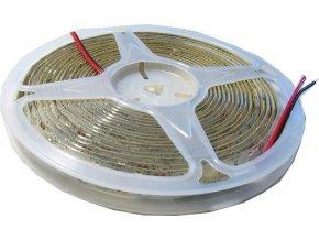 LED pásik 10mm biely teplý, 60x LED5730 / m, IP65, cievka 5m