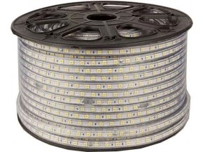 LED pásik 230V biely, 60xLED5050 / m, IP65, balenie 50m