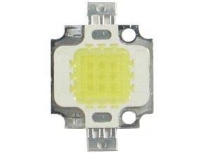 LED 10W Epistar, teplá biela 3000K, 950lm / 300mA, 120 °, 26-28V
