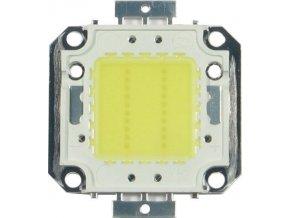 LED 20W Epistar biela 6000K, 2400L / 600mA, 120 °, 30-32V