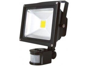 Reflektor LED 20W s PIR čidlom