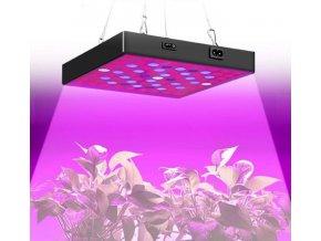 Závesné svietidlo GROW 20W, 200x200x30mm