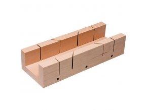 Pokosnice drevená 300 X 65 X 60 mm, TOPEX