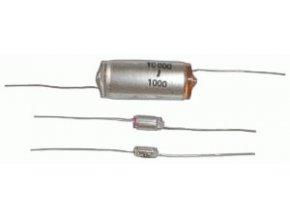 Kondenzátor fóliový 270p/63V TGL5155 C