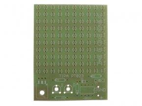 Plošný spoj TIPA PT023 Blikajúci obrazec