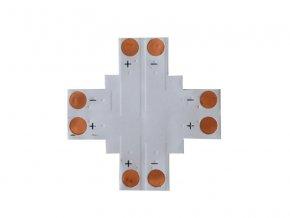Spojka spájkovacia pre LED pásik X - 10mm