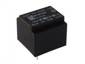 Trafo DPS 0,5V 1x12V (42mA) 21,7x22,6x19 HAHN