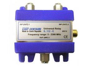 Přepínač EMP S. 112 - E 12V