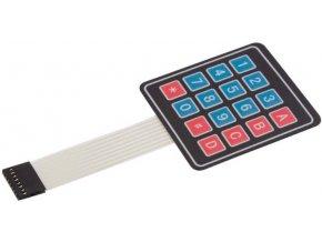 Membránová klávesnica 4x4