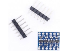 Prevodník log.úrovně IIC / I2C 5V na 3,3V