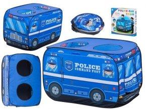 Dětský stan Policejní auto