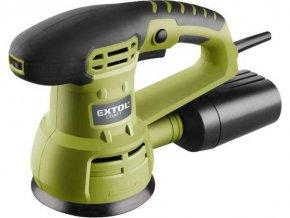 Brúska excentrická vibračná 430W, 125mm, EXTOL CRAFT, 407202