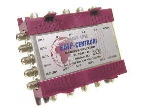 EMP T5/10PUA-3 rozbočovač SAT aktivní