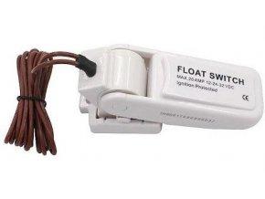 Snímač hladiny kvapaliny - dvojstavový plavákový spínač / float switch /