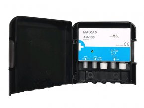 Alcad AM - 155 zesilovač / UHF /