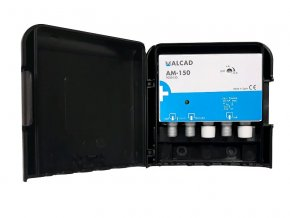 Alcad AM - 150 zesilovač / UHF /
