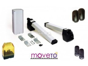 Fotobuňky k pohonu vrat Moveto, ARM, Slide, LW