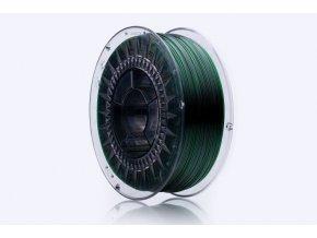 Tlačová struna Swift PET-G zelená fľašové, Print-Me, 1,75mm, 1kg